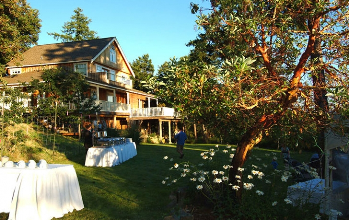Quarrystone House, Salt Spring Island, Gulf Islands, British Columbia